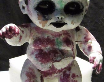 The Malevolent Doll Handpainted by Johnathan Bauch