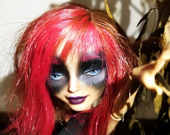 "OOAK Ever After High Rosabella - ""The Witch"""