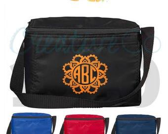 custom insulated cooler bag cooler bag groomsmen gifts insulated cooler can cooler - Insulated Cooler Bags