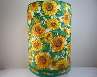 Sunflower - bottle cover