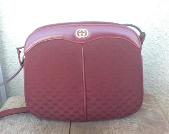 Authentic Gucci Vintage Shoulder Bag