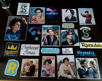 Riverdale COLE SPROUSE JUGHEAD bughead stickers