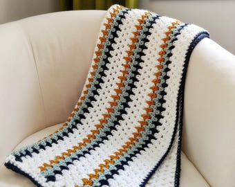Baby Blanket - mint blanket