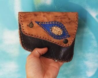 Aragonite wallet