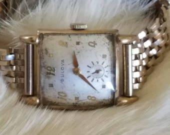 1941 Vintage Bulova Watch