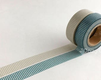 SAMPLE Washi Tape Kamoi MT Grid