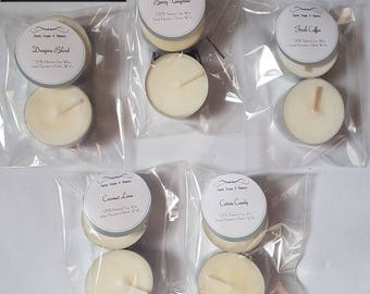 Sample 2pack Tealights | Soy Wax | 5 Packets