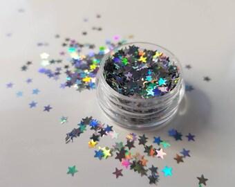 Disco Star Glitter