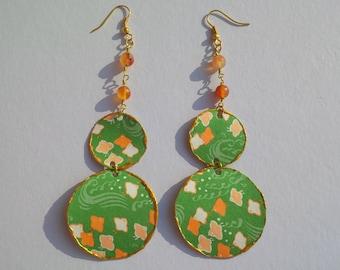 Terre d'Oriente- Spring Festival-earrings