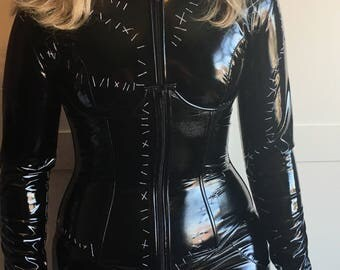 Custom Catwoman Costume (Full Costume)