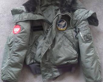 Alien 3 Prisoner Officer Jacket (Screen-Accurate Replica) (Size: Medium/Small)