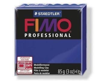 Pâte Fimo 85 g Professional Ultramarine 8004.33 - Fimo