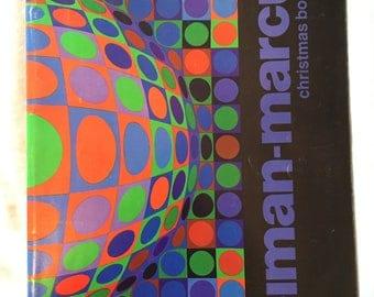 1972 NEIMAN MARCUS Christmas Book - Catalog