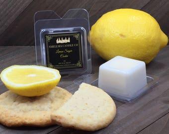 Lemon Sugar Cookie Soy Wax Melts, Wax Melts, Soy Wax Melts, Soy Wax Tart, Soy Candle Melts, Wax Warmer, Scented Soy Tart Sample