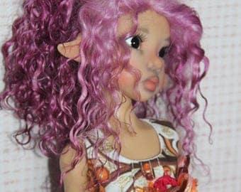 Doll wig MSD Kaye Wiggs bjd