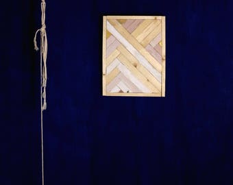 wood wall decor / collection DUNE / table wood /reclaimed wood wall art