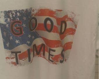 American Good Times Shirt