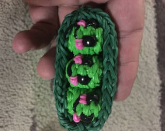 Rainbow Loom 3 Peas in a Pod
