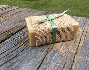 Australian Goat Milk Soap {All Natural, Farm Fresh, Cold Process Soap}