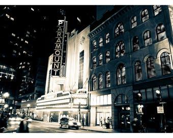 Paramount Theatre Boston
