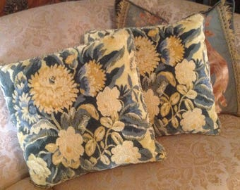 French Velvet Cushion covers