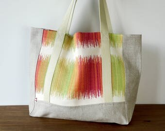 Beach bag - Rainbow