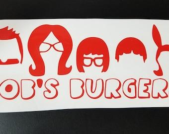 Bob's Burgers Vinyl Decal