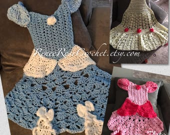 Princess Dress Blankets *MADE TO ORDER*