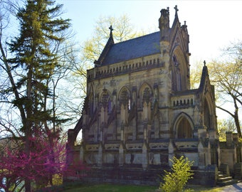 Dracula's Grave