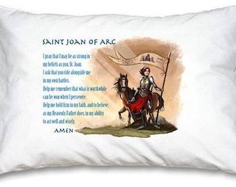 St. Joan of Arc Pillowcase