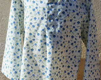 tunic buttoned long sleeved T 2 years