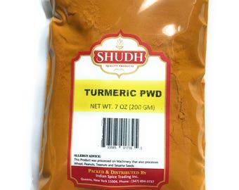 Turmeric Powder 7oz (200GM) free shipping