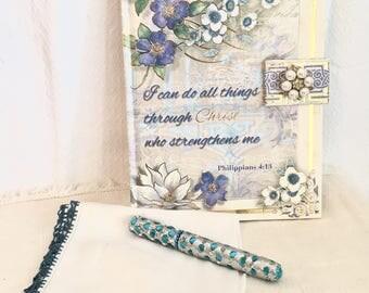 Blue Inspirational Set