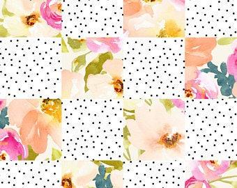 Custom Patchwork Quilt Design - DEPOSIT
