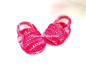 Menorcan girl sandals