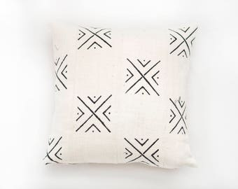 White African Mud Cloth No.58