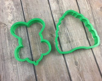 Beatrice Bumble Bee & Hive Cookie Cutter