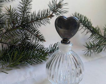 1950s love potion perfume bottle