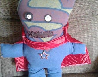 Doovoo Doll Stuper Dude Harley Rider