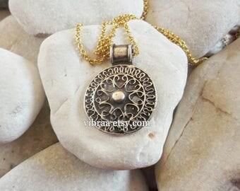 Mycenaean Ancient Necklace Pendant