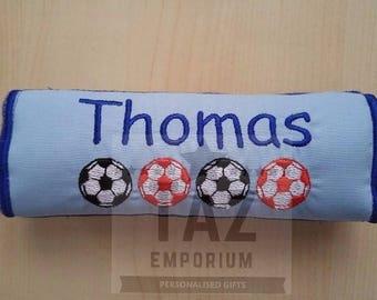 Personalised Football Bar Bumper.  Taz at Bar Bumpers/Taz Emporium