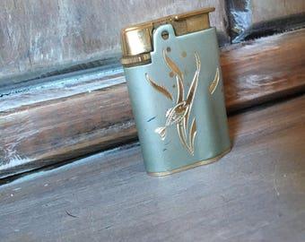 Rare vintage Ronson Varaflame Starfire lighter - 1950's/60's