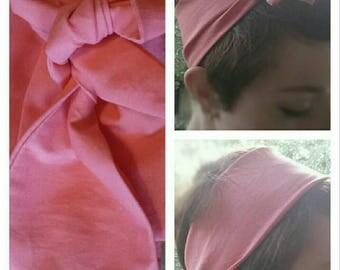 Coral headband