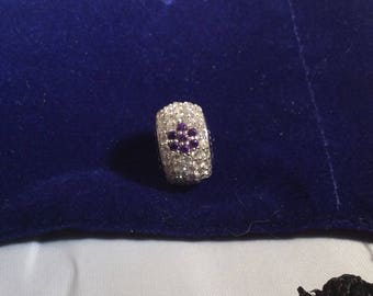 The royal collection crystal bead