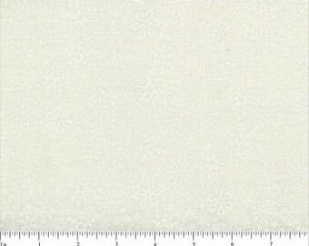 170101 Snowflakes 2, Merry Christmas Basics by Santee Print Works