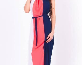 almost free maxi dress sewing pattern tutorial