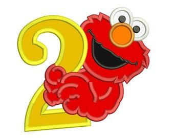 Elmo 2nd birthday | Etsy