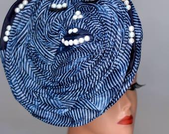 Unique African Print headwrap