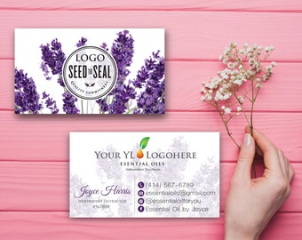 YL Business Card, Custom YL Business Card, Custom Business Card, YLEO Marketing - Printable Business Card - Personalized Card yl93