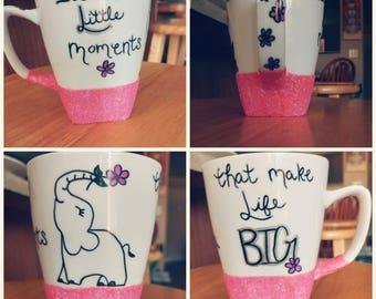Muggin Momma: Elephan-tastic Coffee Mug!